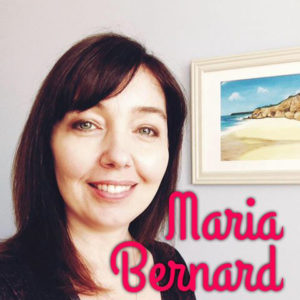 Maria Bernard Author