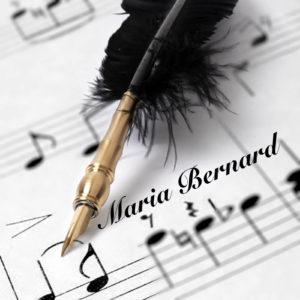 Maria Bernard Author